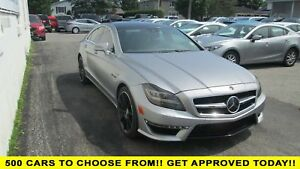 2014 Mercedes-Benz CLS-Class S-Model