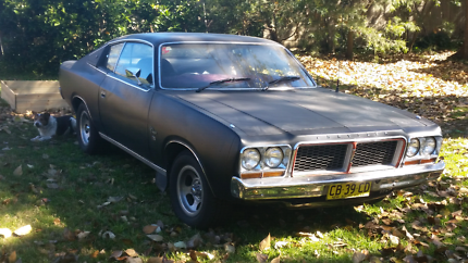 78 CL Chrysler Charger