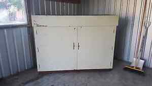 Shed cupboard Invermay Launceston Area Preview