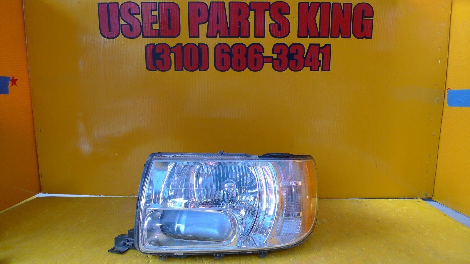 Used 2002 infiniti qx4 headlights for sale 2002 2003 infiniti qx4 xenon headlight oem lh driver side vanachro Gallery