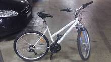 """Near New 26in 26"""" Bicycle With Helmet And Pump Burwood Burwood Area Preview"""