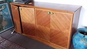 Wooden Buffet Cabinet FREE Mosman Mosman Area Preview