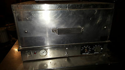 Winston Cvap Drawer Warmer Holding Cabinet Hot Food Hold Serve Bunn Warmer