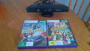 Xbox 360 Kinect + Games Rowville Knox Area Preview