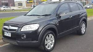 2010 Holden Captiva LX 7 Seat Wagon Traralgon East Latrobe Valley Preview