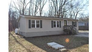 Wanted - Double wide mobile home