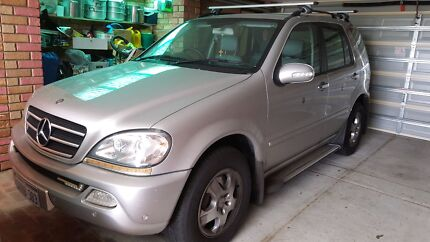 Mercedes ml320 2002 Mirrabooka Stirling Area Preview