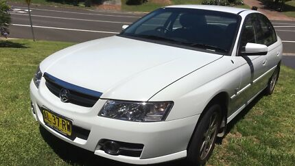 2006 Holden Commodore Berlina As New
