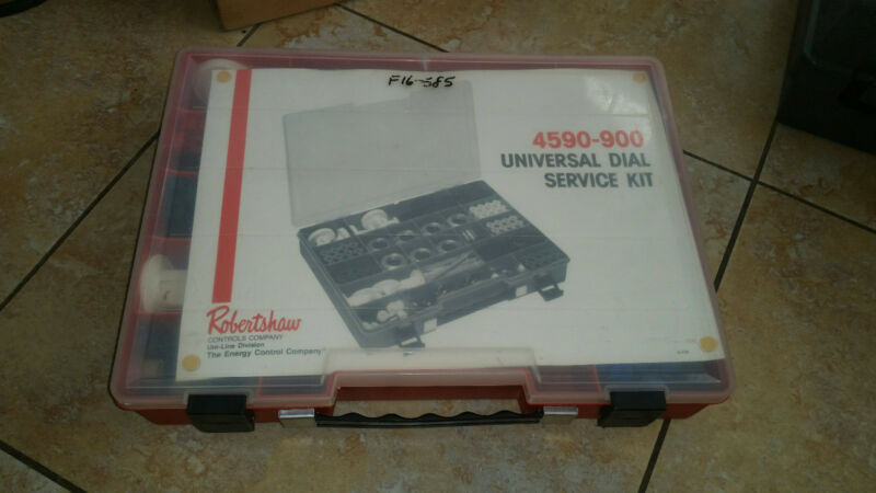"AROBERTSHAW "" PARTIAL UNIVERSAL DIAL SERVICE KIT "" PART # 4590-900"