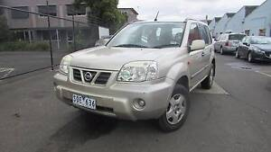 2003 NISSAN XTRAIL ST WAGON D/AWAY NO MORE TO PAY Tottenham Maribyrnong Area Preview