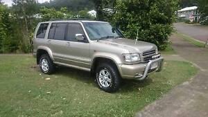 2003 Holden Jackaroo Wagon Cairns Cairns City Preview