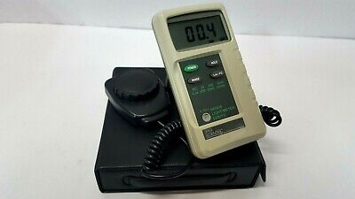Sper Scientific Light Meter Luxfc 840020 W Case Great Condition Tested Working