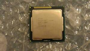 Intel Core i5-2500 - 3.3 GHz Processor with heatsink Caulfield Glen Eira Area Preview