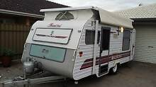 Caravan Poptop  Island Star Low Profile Air Con Immaculate West Beach West Torrens Area Preview