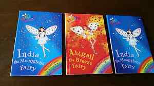 Rainbow magic fairy chapter kids books Medowie Port Stephens Area Preview