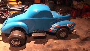 Ride on adult Willy's Remote control Electric car