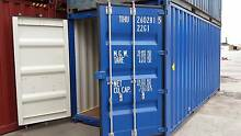 Brand New 20' Shipping Containers For Sale - $3135.00 (one way) Brooklyn Brimbank Area Preview