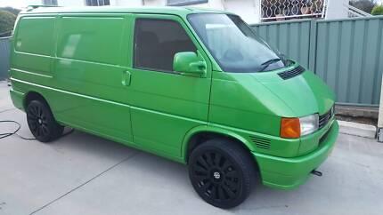 1998 Volkswagen Transporter Van/Minivan Queanbeyan Queanbeyan Area Preview