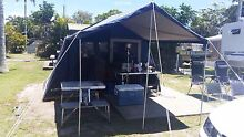 2010 0ztrail camper great condition Highland Park Gold Coast City Preview