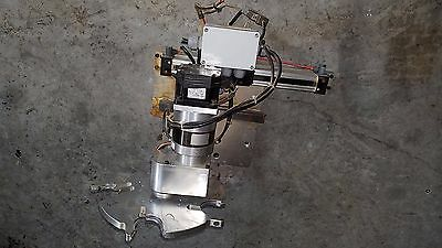 Complete 6 Station Tool Changer From Biesse Rover 322