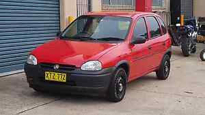 Holden barina - Automatic -54,000kms -Like New -3 Months Warrant Wetherill Park Fairfield Area Preview