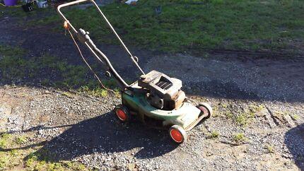 Lawn mower 2 stroke Victor  Laverton North Wyndham Area Preview