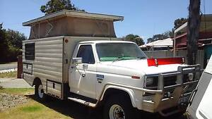 1983 Ford F350 Camper 4x4 Armadale Armadale Area Preview