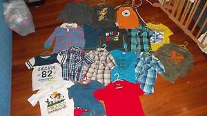 Boys size 6 Clothing Hugest Bundle 2 Kippa-ring Redcliffe Area Preview