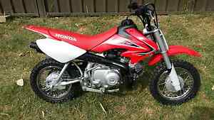 2013 honda crf 50 & 2009 yamaha pw 50 Greta Cessnock Area Preview