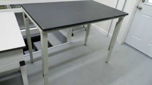 "30"" X 48"" X 37.25"" COMPOSITE TOP LABORATORY WORK BENCH/TABLE"