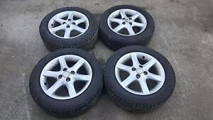 1 set of 4 Toyota Corolla Tyres Pallara Brisbane South West Preview