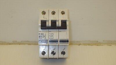Altech Abl Sursum 3bu50 B 50a 3 Pole Circuit Breaker Serie V-ea 480y277vac