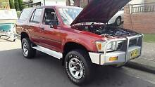 1989 Toyota Hilux Ute - Queen On or Off Road Belmore Canterbury Area Preview