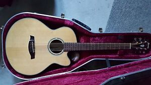 Ibanez Baritone Acoustic guitar Pascoe Vale Moreland Area Preview