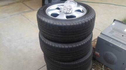 Jaguar Wheels &Tyres Para Hills West Salisbury Area Preview