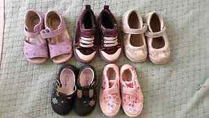Clarkes 'First' shoes sizes 5 - 6 East Brisbane Brisbane South East Preview