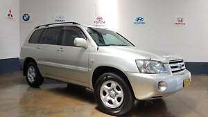 2005 Toyota Kluger SUV North St Marys Penrith Area Preview
