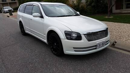 2003 Nissan Stagea AXIS by AUTECH Huntfield Heights Morphett Vale Area Preview