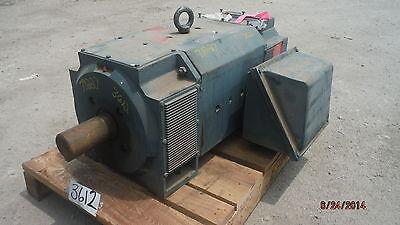 150 Hp Dc Reliance Electric Motor 17502000 Rpm Ulmc3612atz Dpfv 240 V