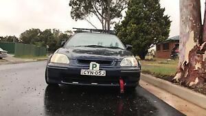 Honda Civic Vti 1996 Blacktown Blacktown Area Preview