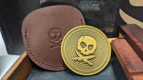 Peter McKinnon - Pete's Pirate Life - Kraken V2 Coin - SOLD OUT