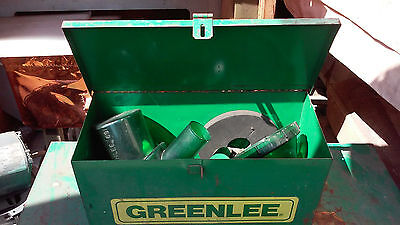 Greenlee Small Storage Box 16x7x H9 W Misc Accessories Parts