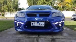 2007 Holden Commodore Sedan V6 Auto Hsv Body kit Altona Hobsons Bay Area Preview