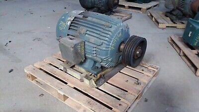 7519 Hp Us Electric Motor 1800900 Rpm 405t Frame Tefc 460 V