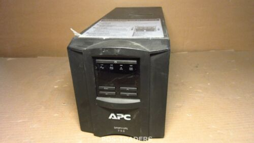 APC SMT750I Smart-UPS UPS - 750 VA/500 W - 230 V EU USV Battery Power Backup