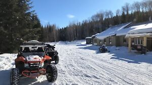 côte à côte wildcat arctic cat 1000 x side by side sxs