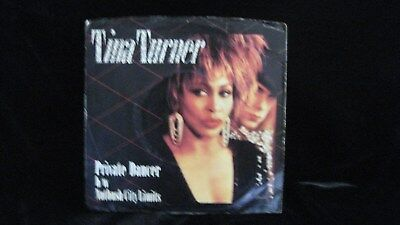 Tina Turner Private Dancer B W Nutbush City Limits Capital 1984 45 Rpm 7