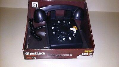 HALLOWEEN PROP 2011 SCREAM 4 TALKING PHONE. NEW IN PACKAGE.