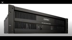 QSC ISA300Ti Power Amplifier