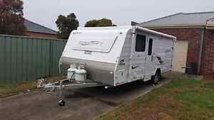 Caravan Jayco Starcraft Pop Top with ensuite. Lake Gardens Ballarat City Preview